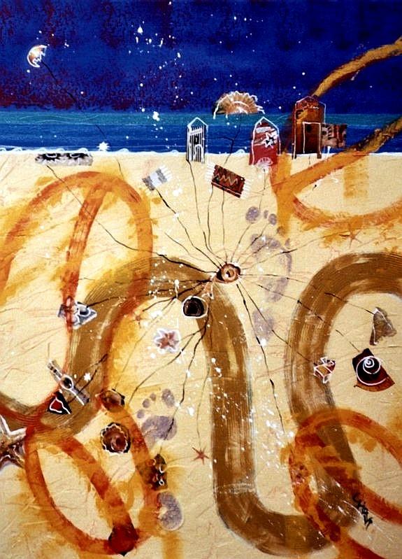 La plage*
